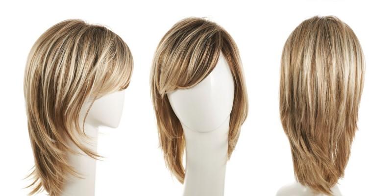 Haare zur Auswahl
