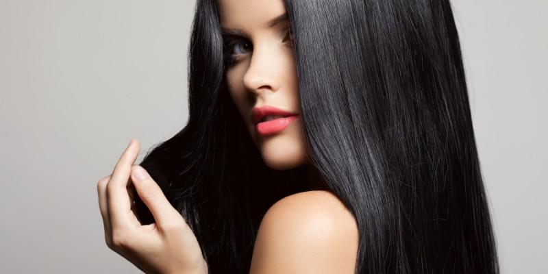 Lange Haare nach Verlängerung