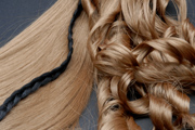 Extensions-Material f�rs Zweithaar